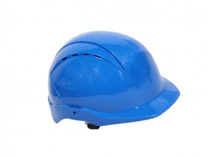 Schutzhelm Meister blau