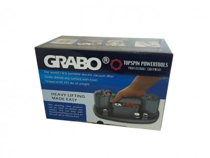 Grabo Vakuum Handsauger, Nemo Grabo Plus, Systainer