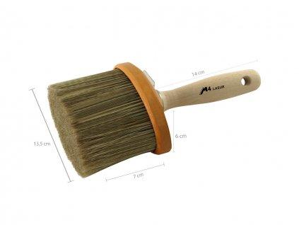 Malerstreichbürsten orel mix