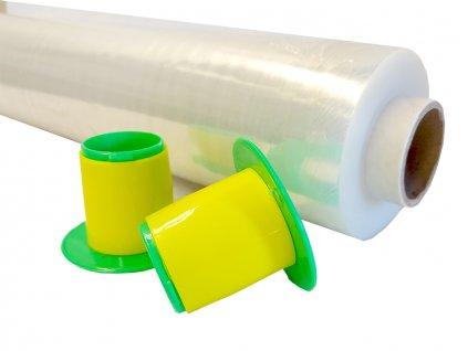 Abroller für  Handstretchfolie - Plastik