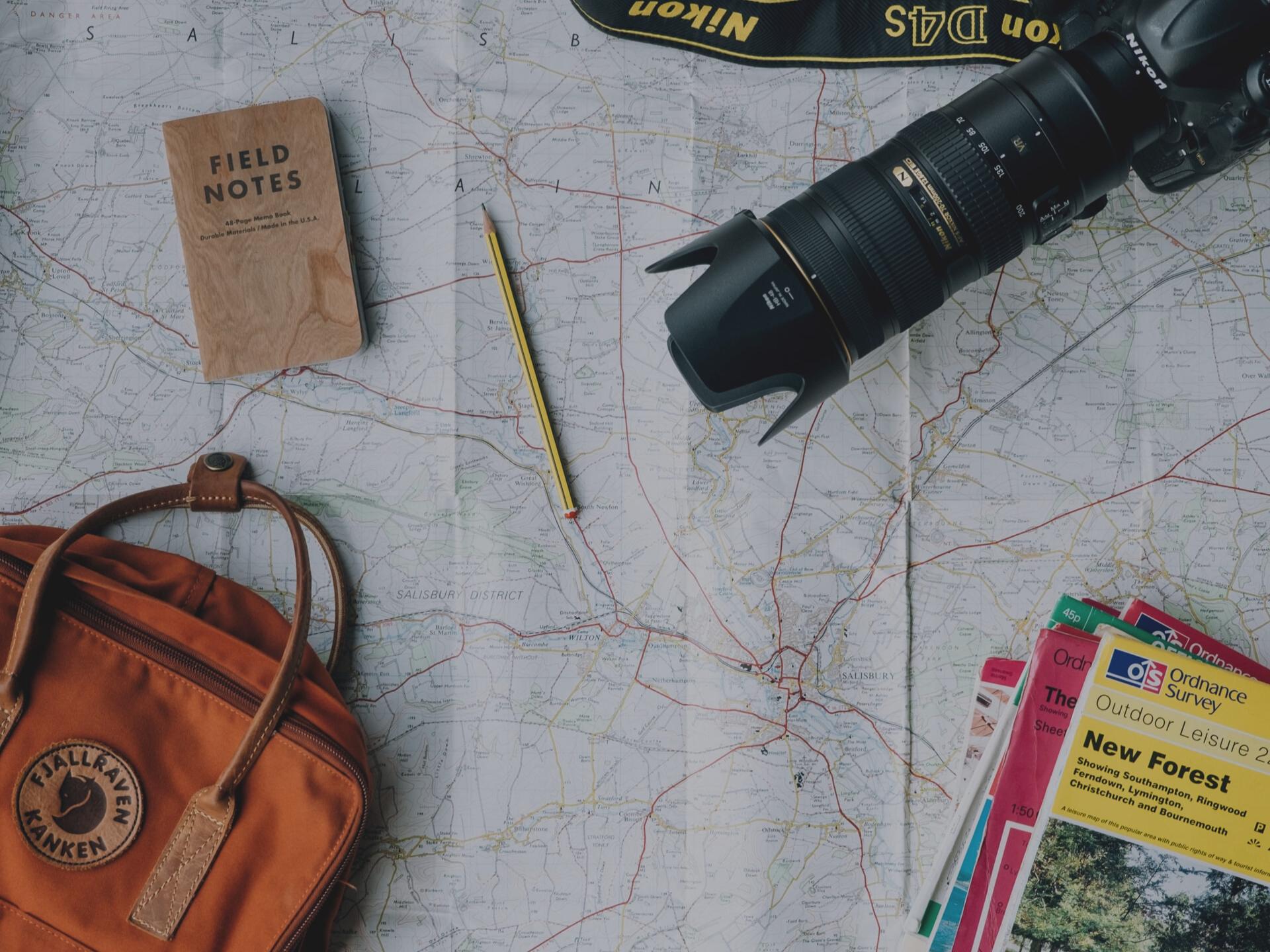 CBD a cestování