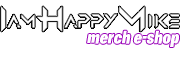 IamHappyMike merch e-shop