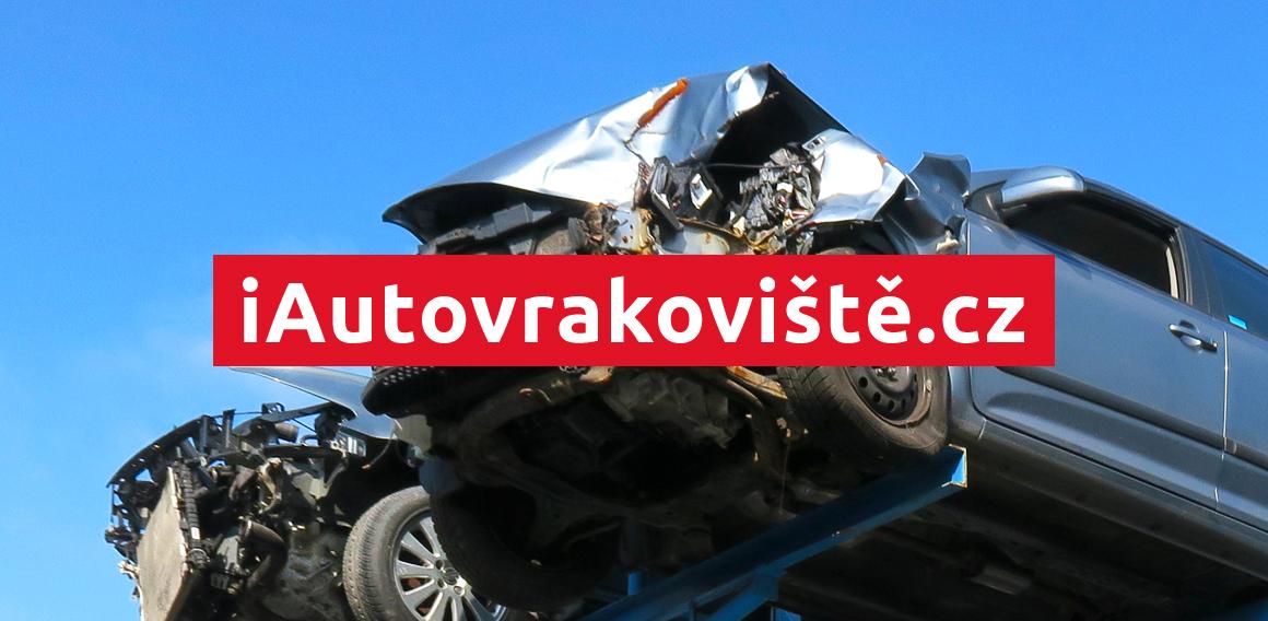 08 - iAutovrakoviště - Vrakoviště vozidel - prodej autodílů