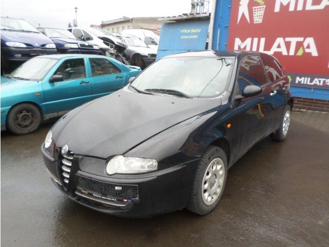 Použité autodíly ALFA ROMEO 147 1.6 TS