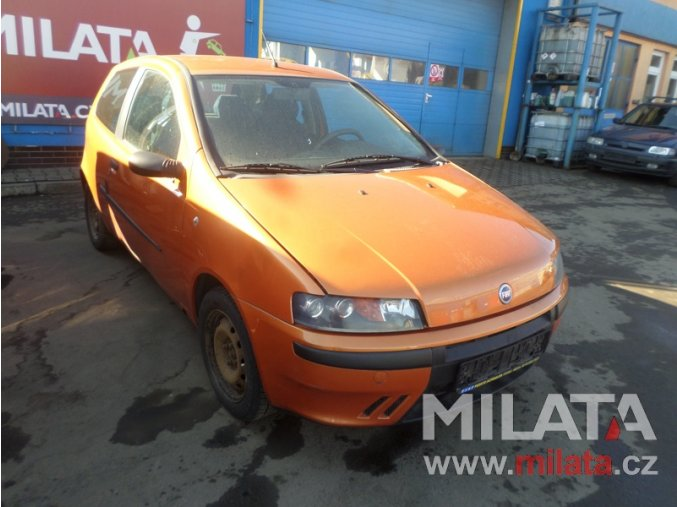 Použité autodíly FIAT PUNTO 1.9 JTD