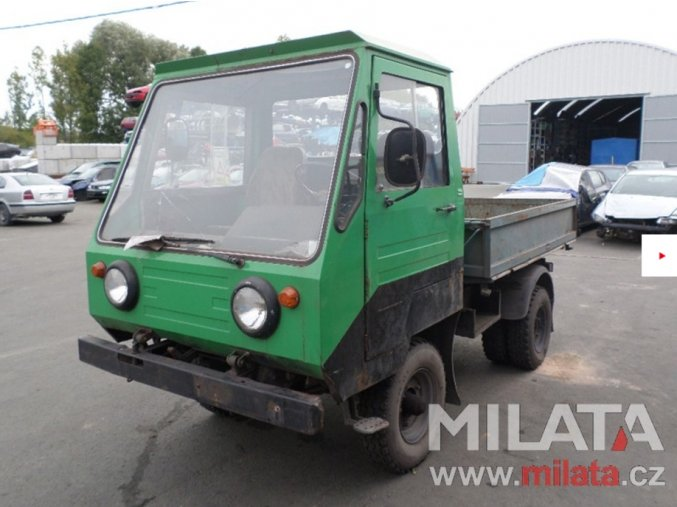 Použité autodíly MULTICAR M25