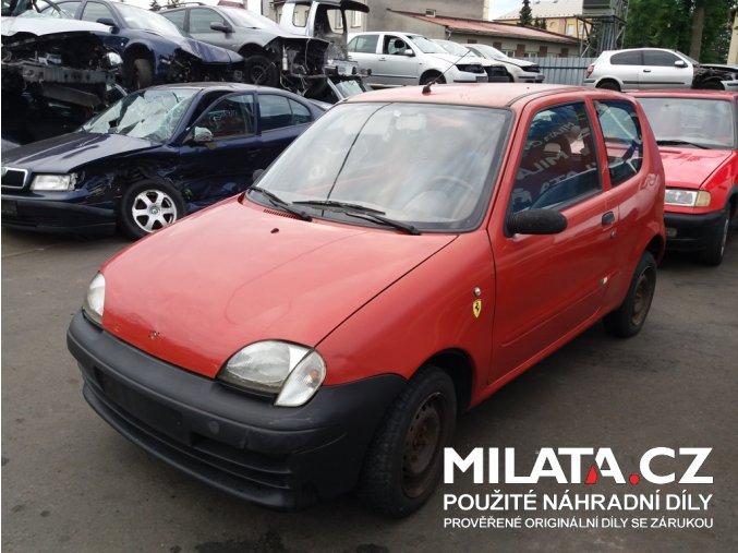 Použité autodíly FIAT SEICENTO 1.1