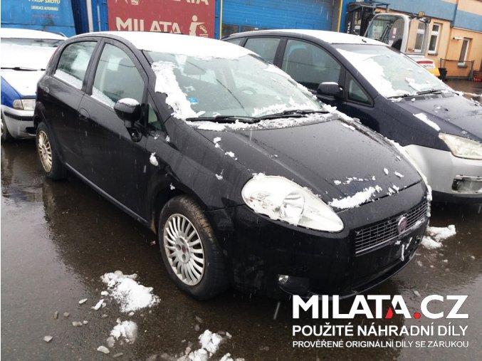 Použité autodíly FIAT PUNTO KOMBI 1.3 JTD 90