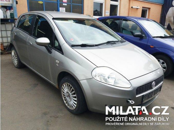 Použité autodíly FIAT PUNTO 65 1.2