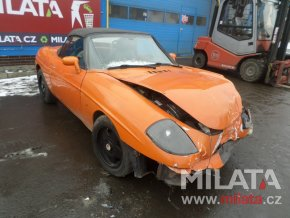 Použité autodíly FIAT BARCHETTA 1.8