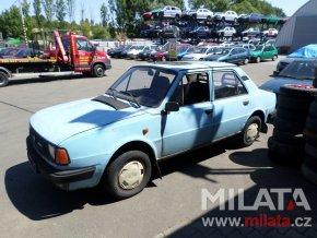Použité autodíly ŠKODA 105 L 1987