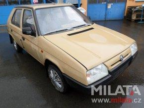 Použité autodíly ŠKODA FAVORIT 135 LUX 1990