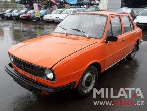 Použité autodíly ŠKODA 120 L 1980