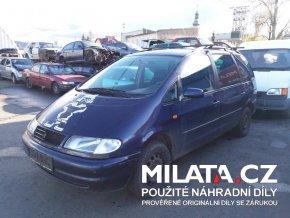 Použité autodíly SEAT ALHAMBRA 1.9 D