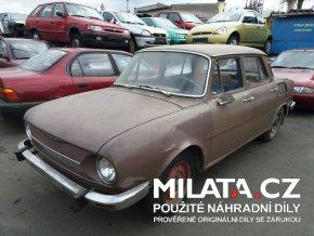 Použité autodíly ŠKODA 100 L
