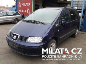 Použité autodíly SEAT ALHAMBRA COMBI 1.9 D