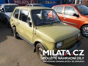 Použité autodíly FIAT 126 P
