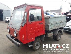 Použité autodíly MULTICAR M25 2.0 D