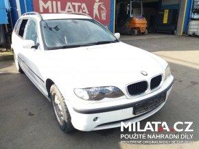 Použité autodíly BMW 320D 2.0 D