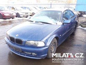 Použité autodíly BMW 318 CI 1.9