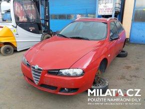 Použité autodíly ALFA ROMEO 156 1.9 JTD