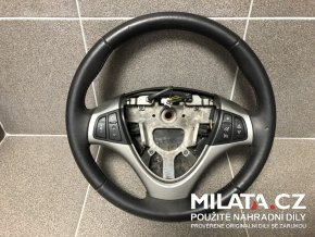 Volant multifunkční kožený Hyundai i30 01