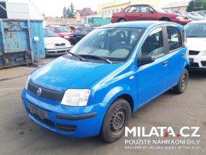 Použité autodíly FIAT PANDA 1.1