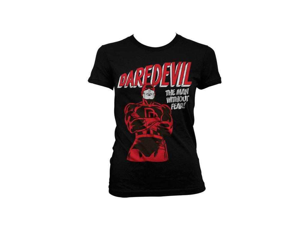 Dámské tričko Daredevil (Velikost S)