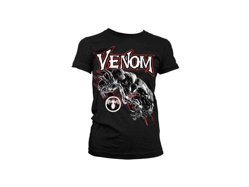 Dámské tričko Venom (Velikost M)