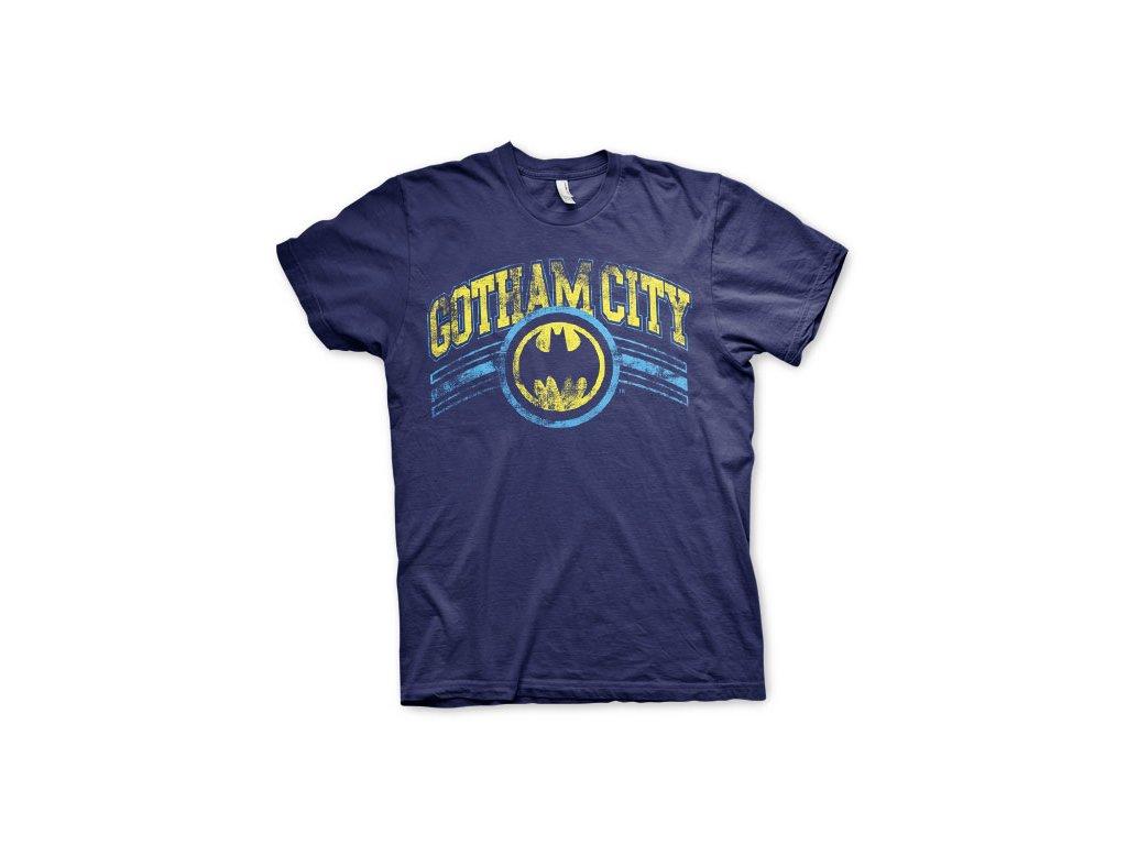 Gotham City T-Shirt (Výběr velikosti XL)
