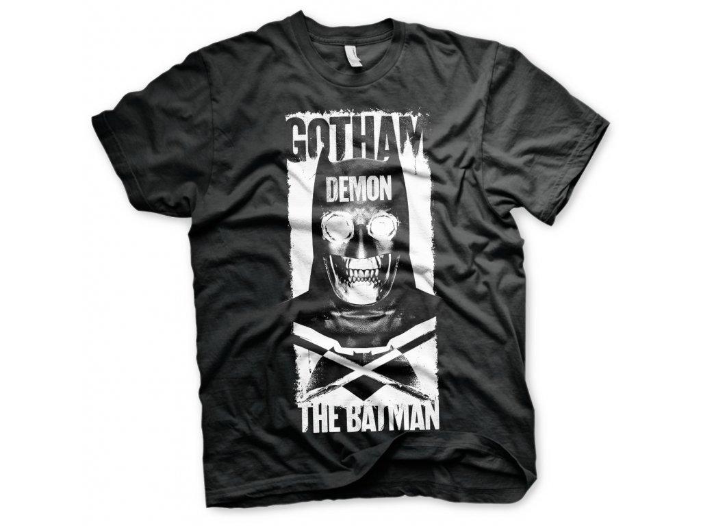 Gotham Demon T-Shirt (Výběr velikosti S)