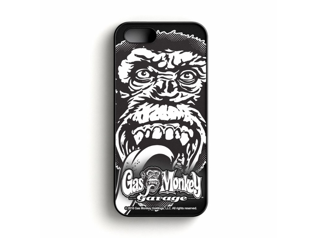 Obal Gas Monkey Garage (Model Samsung S7)