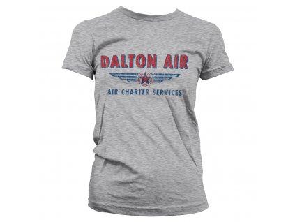 Dámské tričko Daltons Air Charter Service (Výběr velikosti XXL)