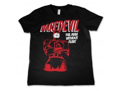 Dětské tričko Daredevil (Dětské velikosti 8 rokov)