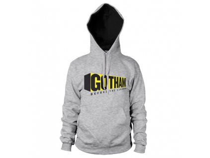 Gotham Before The Legend Hoodie (Výběr velikosti XXL)