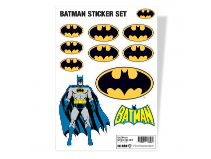 22576 nalepky batman