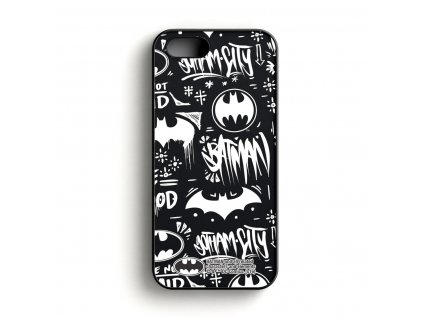 Obal Batman Pattern (Výběr velikosti Samsung S6)