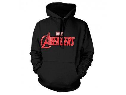 Pánská mikina Avengers Distressed Logo (Výběr velikosti XXL)