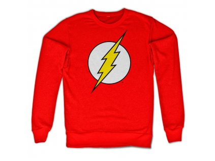 Pánská mikina The Flash Emblem (Výběr velikosti L)