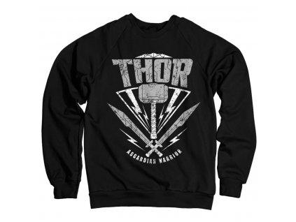 Pánská mikina Thor: Ragnarok - Asgardian Warrior (Výběr velikosti XL)