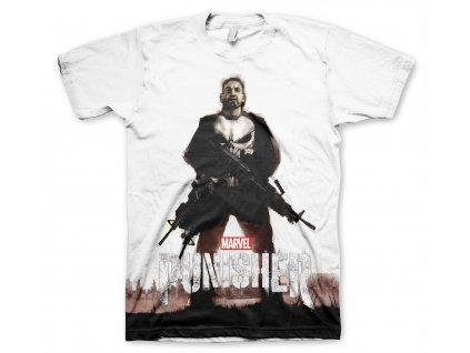 Pánské The Punisher Allover (Výběr velikosti XXL)