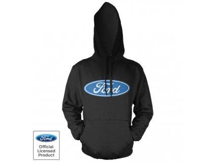 Pánská mikina Ford Logo (Výběr velikosti XXL)