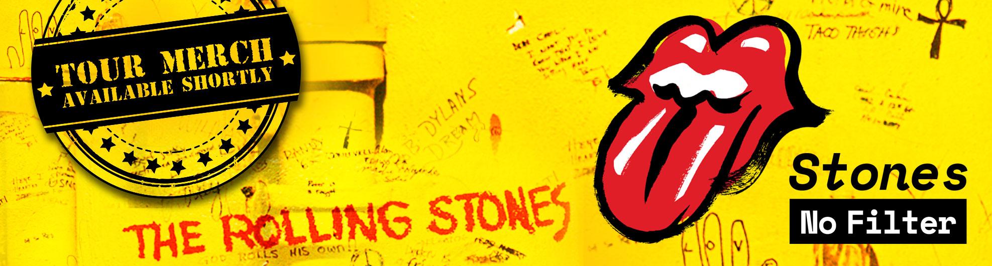 Tričká | Rolling Stones No Filter - 2018