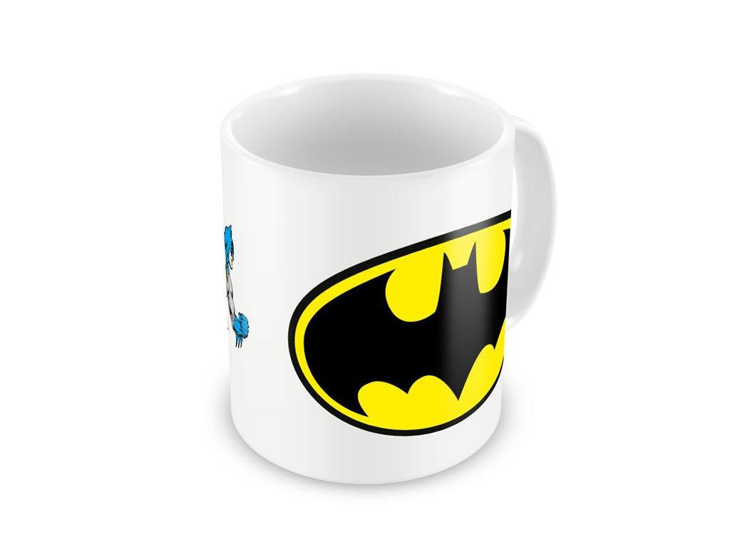 Hrnčeky Batman