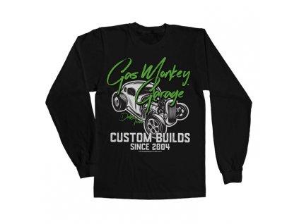 Tričko s dlhým rukávom Gas Monkey Garage
