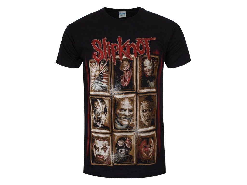 Tričká Slipknot