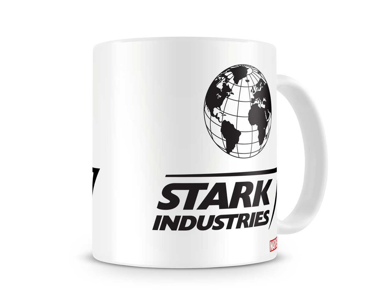 Hrnčeky Stark Industries