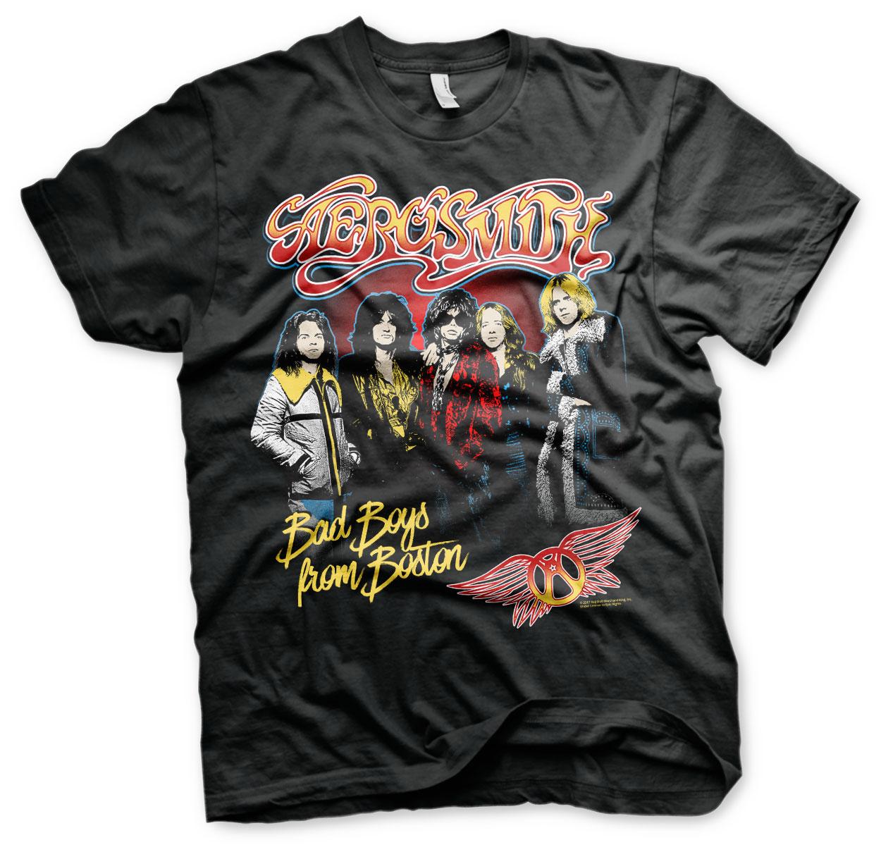 Tričká Aerosmith