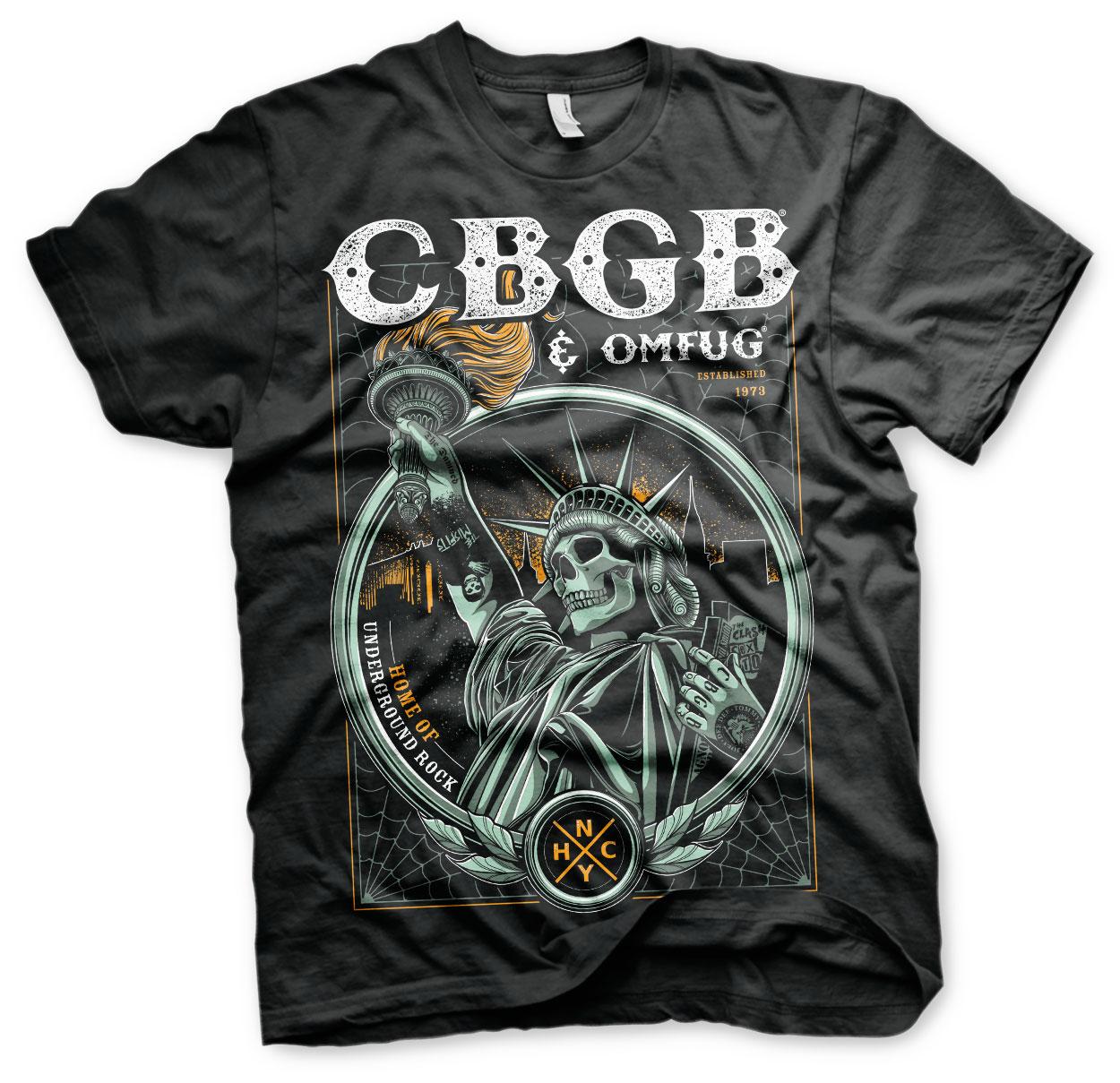Tričká CBGB