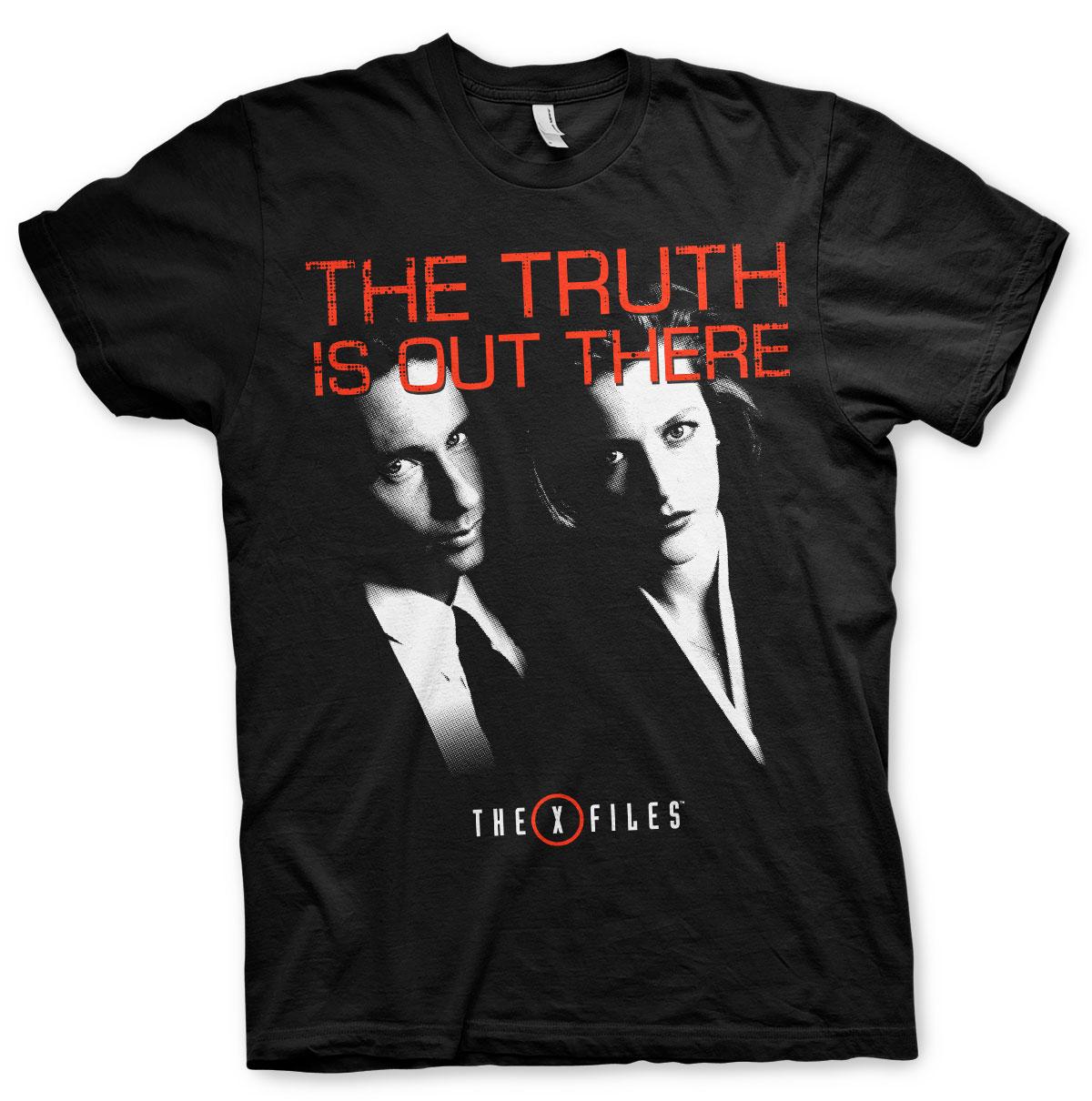 Tričká The X-Files Akty X